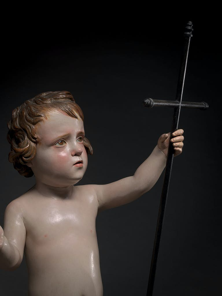 Pedro de Mena y Medrano (1628-1688)The Passion of the Infant Christc. 1670 - 1674Private Collection© Photos: Dominique Provost Art Photography, Bruges