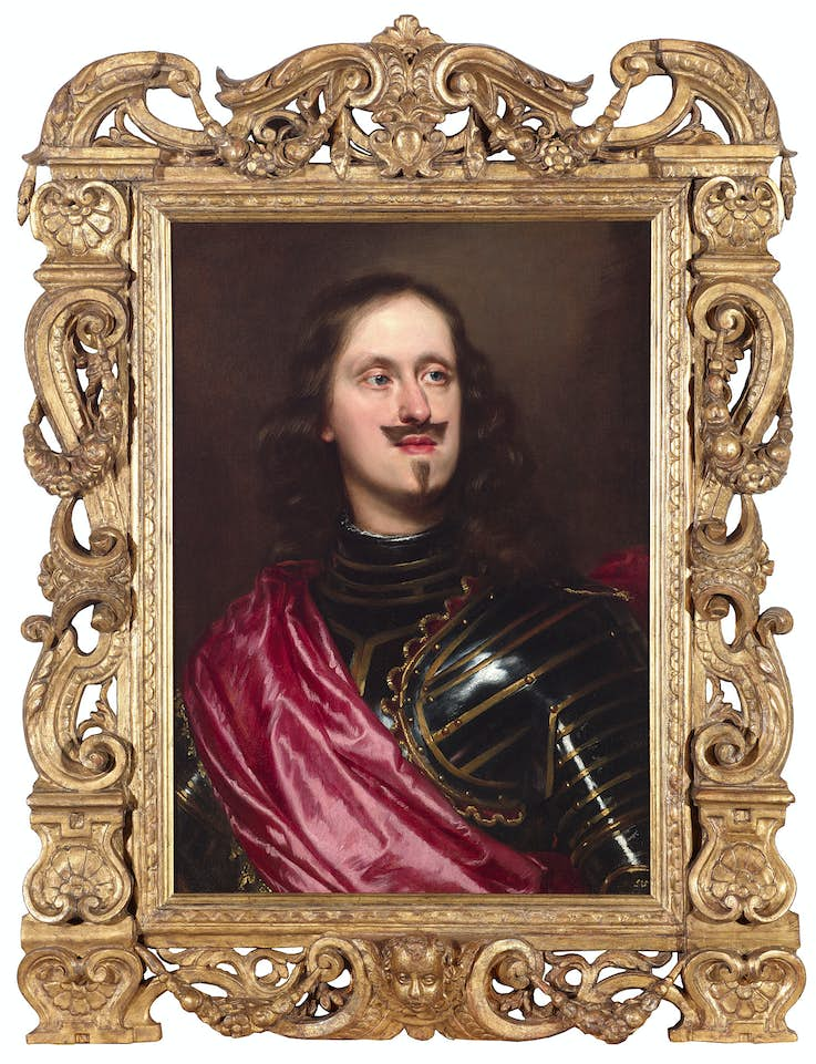 Justus Sustermans (1597-1681), Portrait of Giovan Carlo de' Medici (1611-1663) Commander of the spanish fleet