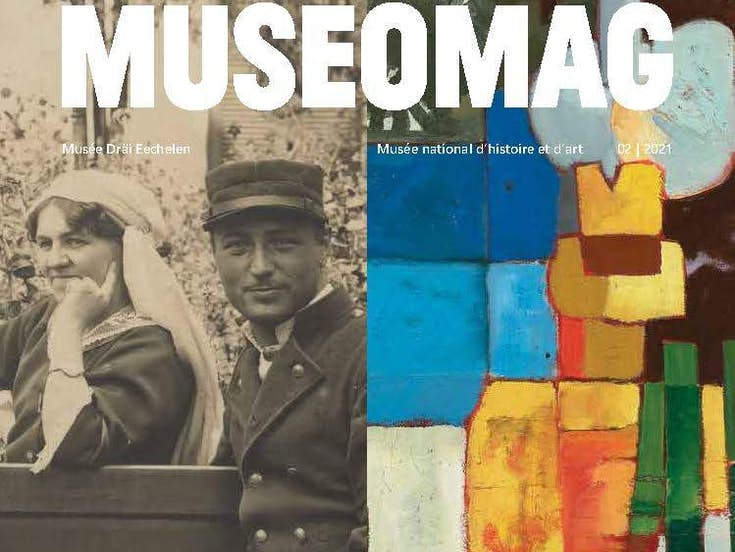 Cover MUSEOMAG 2021 2 ISSUU Page 01